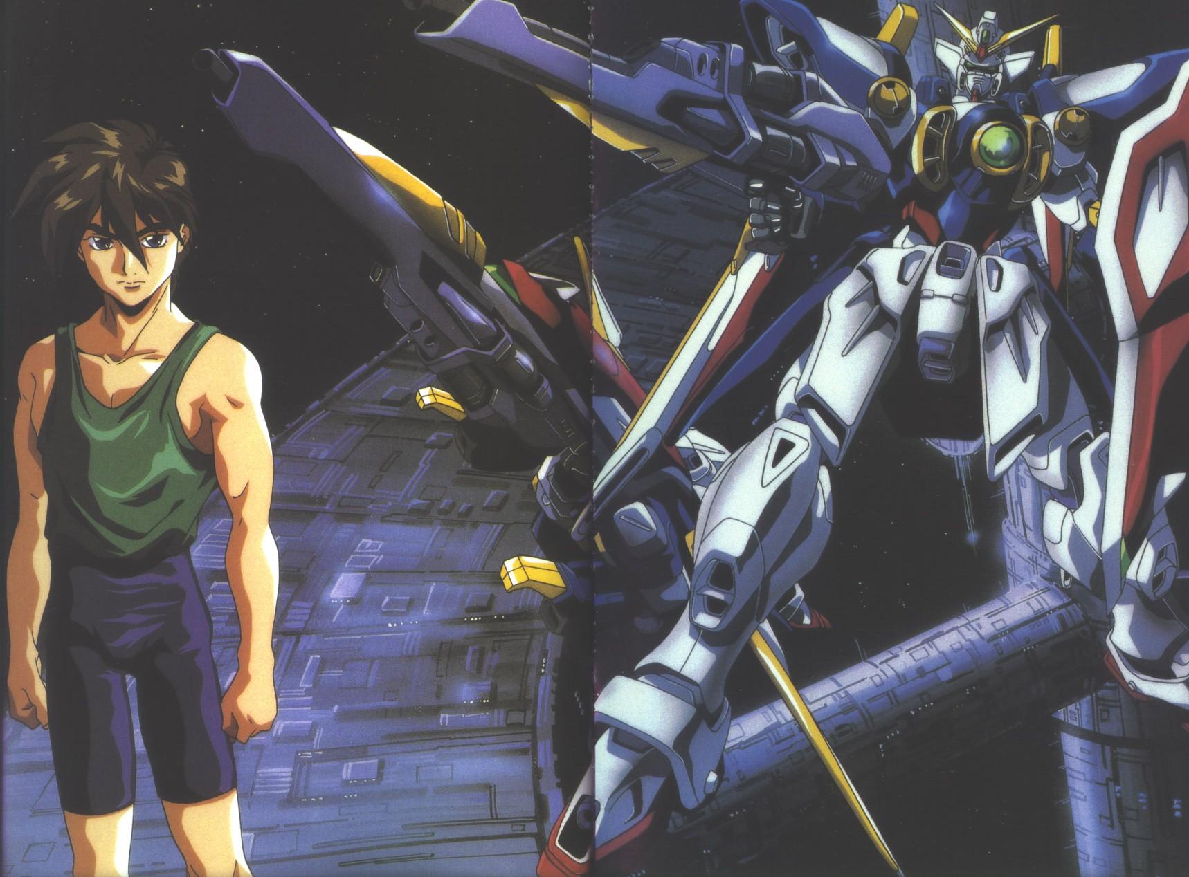Mobile Suit Gundam Wing - Minitokyo